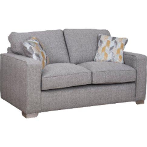 New York Two Seat Sofa - Barley Silver / Fielding Mu...