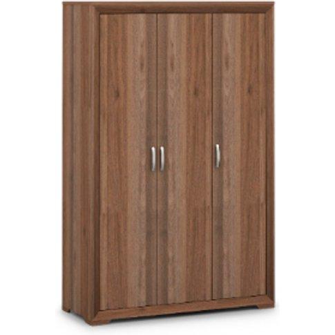 Buckingham Three Door Fitted Wardrobe
