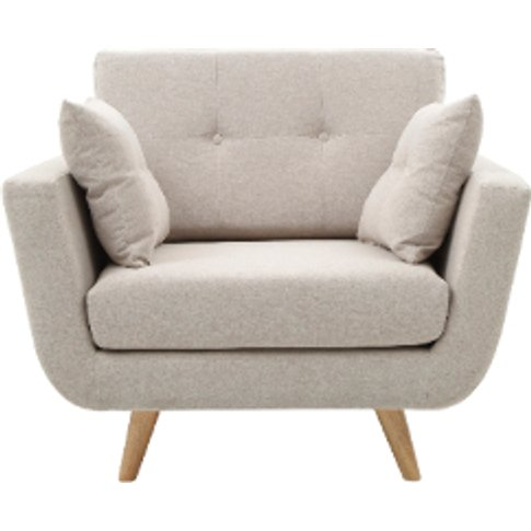Zara Armchair - Natural