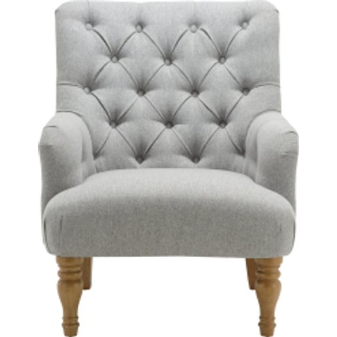 Padstow Armchair - Grey