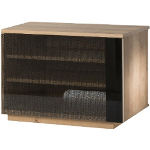 New Barcelona Tv Unit - Oak