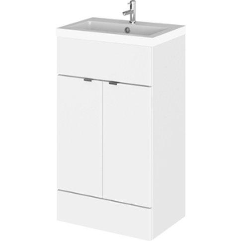 Jonas & James Mills 500 Vanity Unitbasin - Gloss White