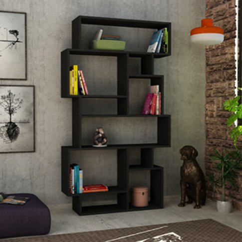 Decortie Karmato Bookcase - Anthracite