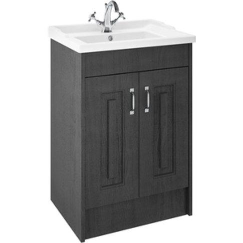 Jonas & James Minster Floor Standing Cabinet Basin -...