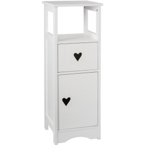 Oxford Storage Cabinet  - White