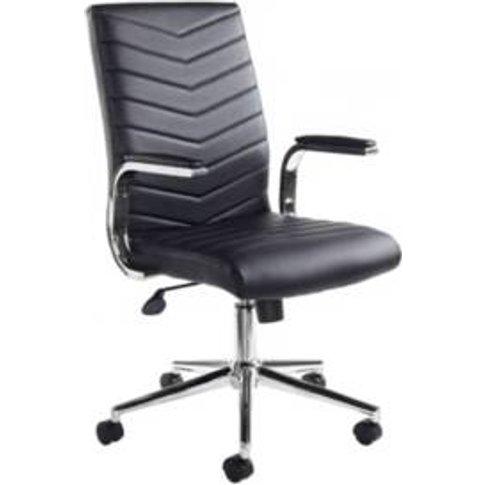 Martinez Executive Office Chair - Black
