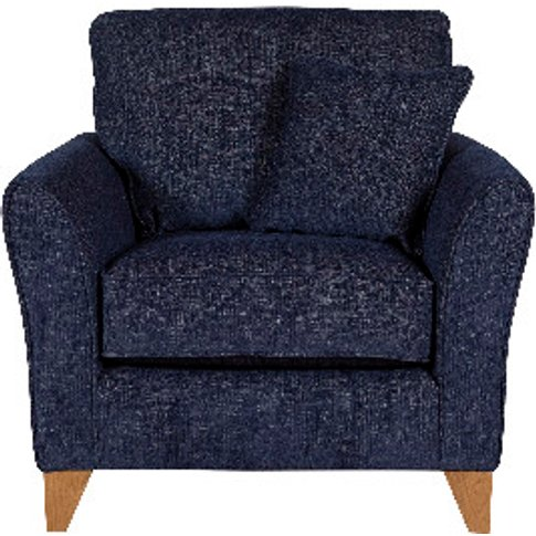 Fairfield Armchair - Lassie Blue