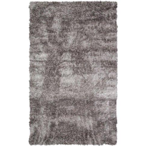 Shaggy Rug - Grey / 200cm