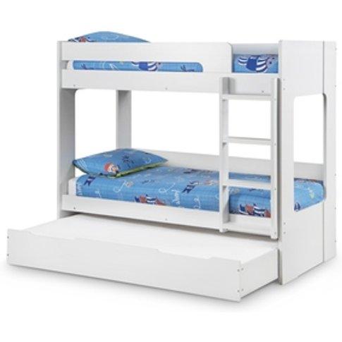 Ellie Bunk Bed - White