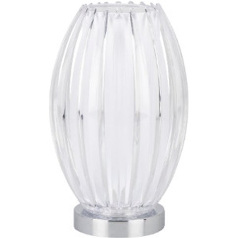 Alayna Table Lamp - Clear / Large