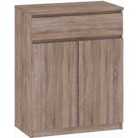Columbia Sideboard - One Drawer Two Doors  - Truffle...