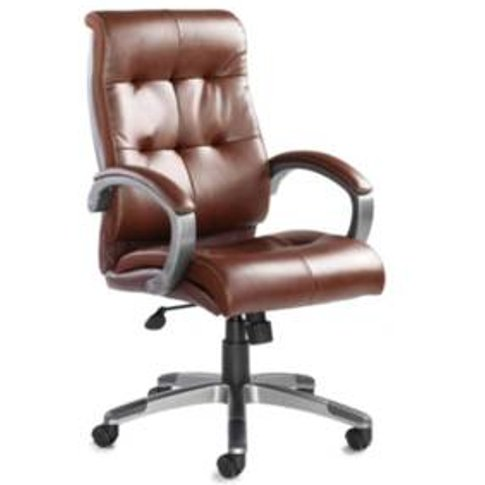 Catania Office Chair - Brown
