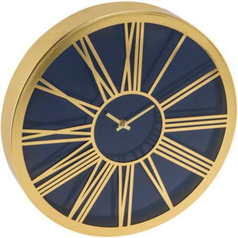 Midnight Jewel Clock