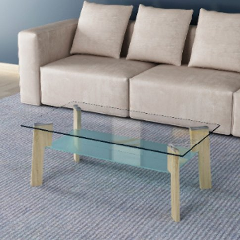 Memphis Sonoma Coffee Table - Memphis Sonoma