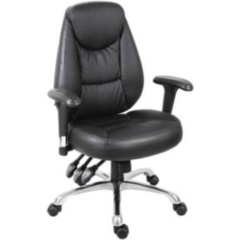 Portland Office Chair - Black