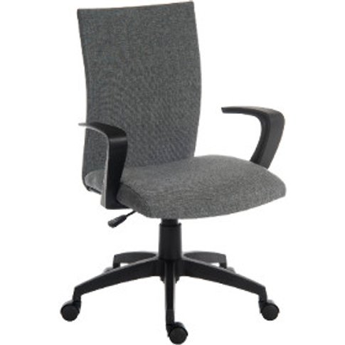 Max Office Chair - Grey