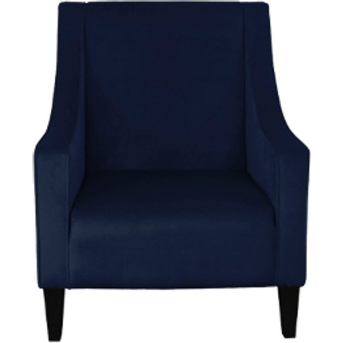 Brigette Accent Chair - Royal Blue