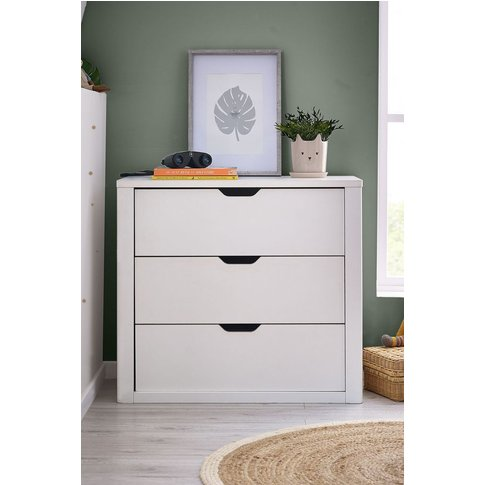 Next Compton Chest Of Drawers -  White