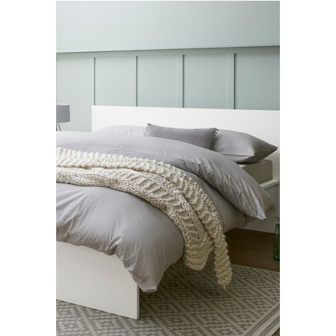 Next Flynn Bed -  White
