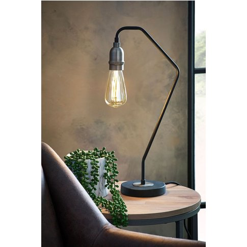 Next Brooklyn Table Lamp -  Black