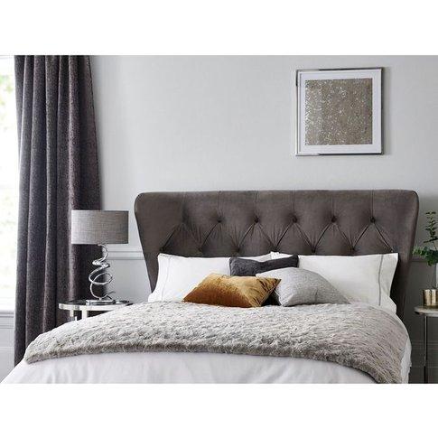 Next Elise Ottoman Bed -  Grey