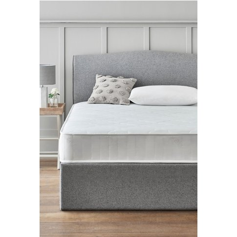 Next Rolled 800 Pocket Sprung Firm Mattress