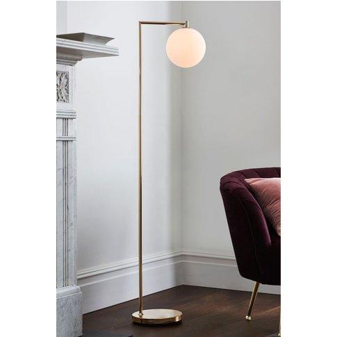 Next Pasadena Floor Lamp -  Gold