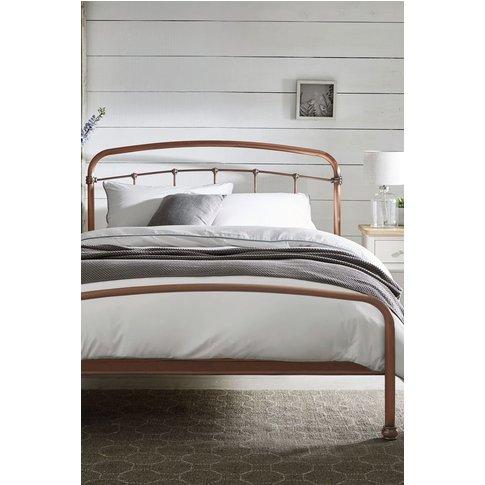 Next Shoreditch No Footend Bed -  Copper