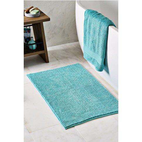Next Bobble Bath Mat -  Teal