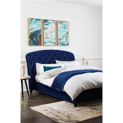 Next Molly Bed -  Blue