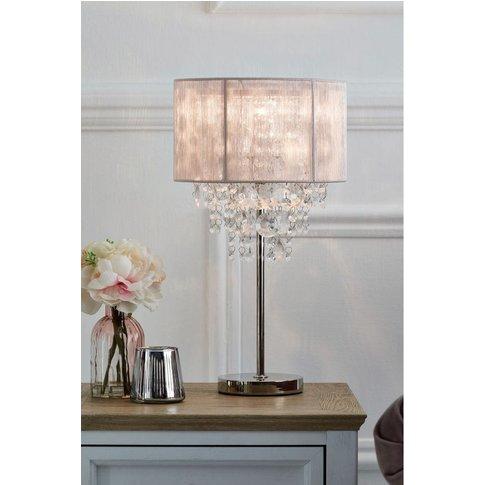 Next Palazzo Large Table Lamp -  Pink