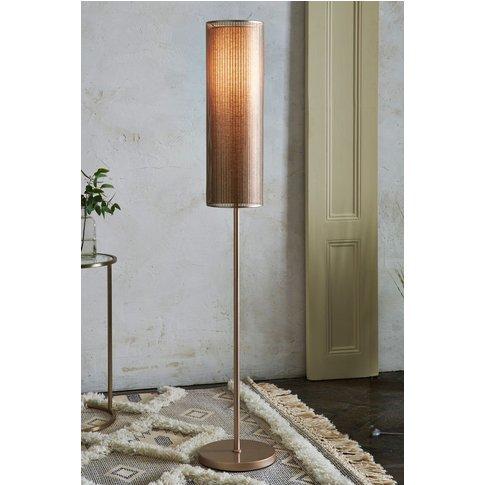 Next Jada Floor Lamp -  Brass