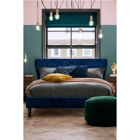 Next Wilson Bed -  Blue