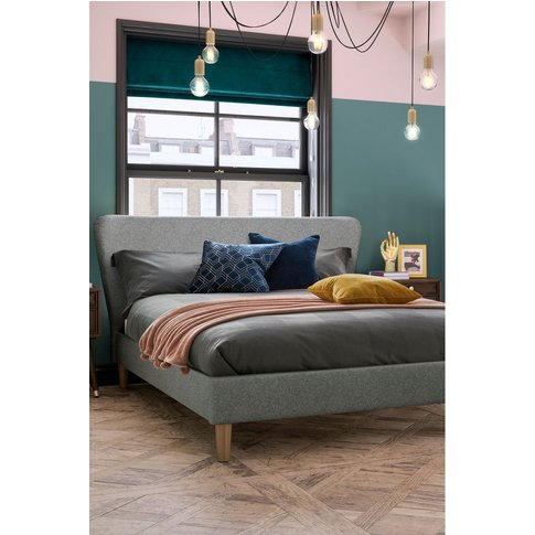 Next Wilson Bed -  Grey