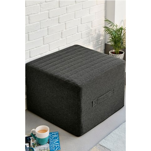 Next Single Fold Out Bed -  Grey