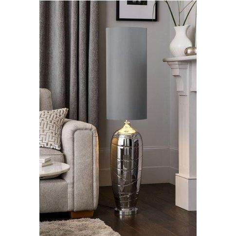 Next Drizzle Floor Lamp -  Grey