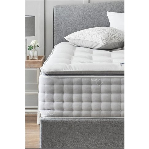 Next 2000 Pocket Sprung with Pillow top Collection L...