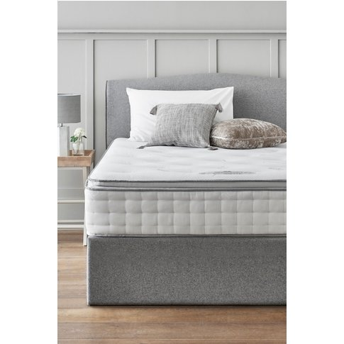 Next 1500 Pocket Sprung With Memory Foam Pillowtop F...