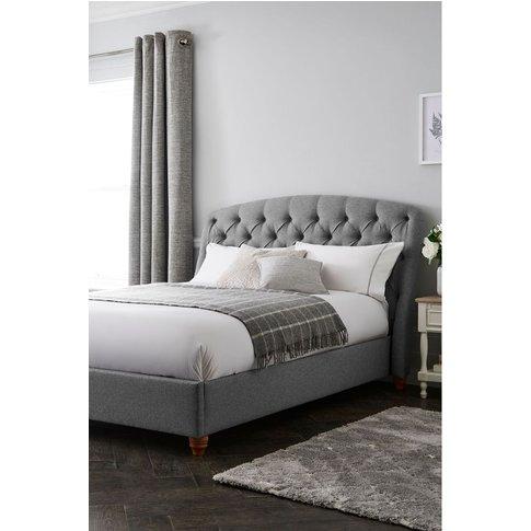Next Molly Bed -  Grey