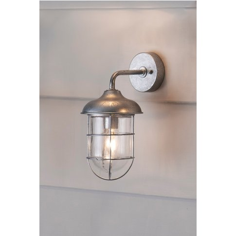 Next Dartmouth Wall Light -  Silver
