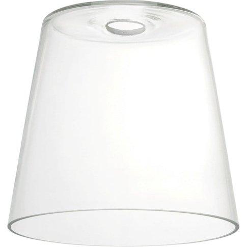 Next Islington Table Lamp Spare Shade -  Clear