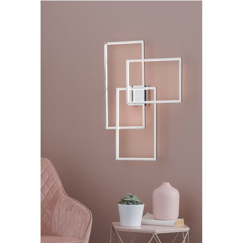 Next LED Ceiling Or Wall Light -  Chrome