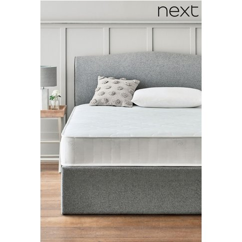 Next Rolled 800 Pocket Sprung Medium Mattress