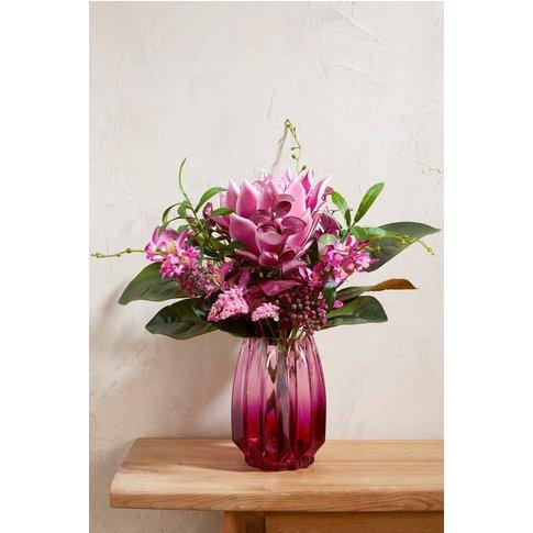 Next Tropical Vase -  Pink