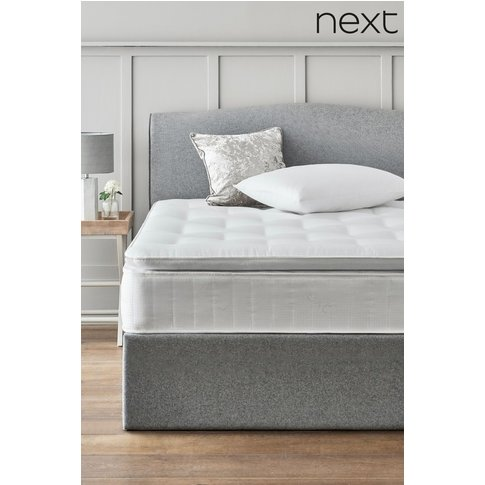 Next 1200 Orthopaedic Pocket Sprung Firm Mattress Wi...