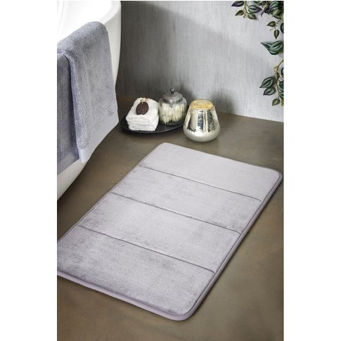 Next Memory Foam Bath Mat -  Grey