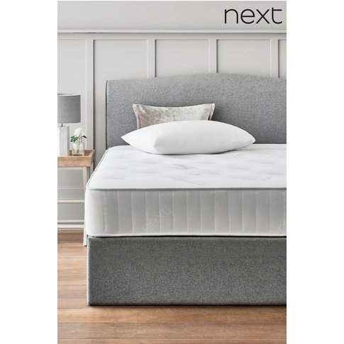 Next 1000 Hybrid Pocket And Memory Foam Firm Mattress
