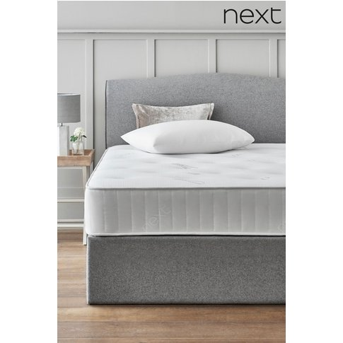 Next 1000 Hybrid Pocket And Memory Foam Medium Mattress