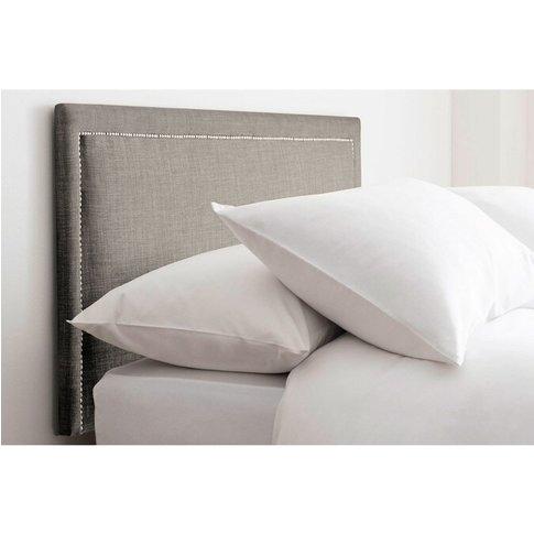 Next Astoria Upholstered Headboard -  Grey