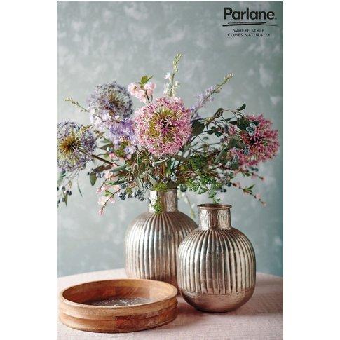 Parlane Small Kubru Vase -  Silver